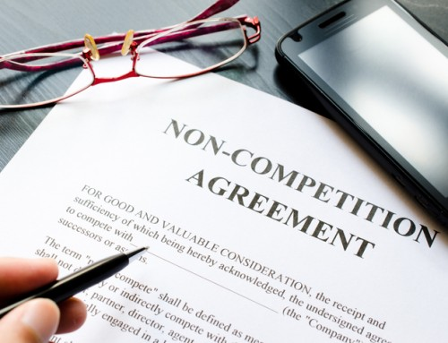 Is Your Non-Competition Agreement Enforceable?