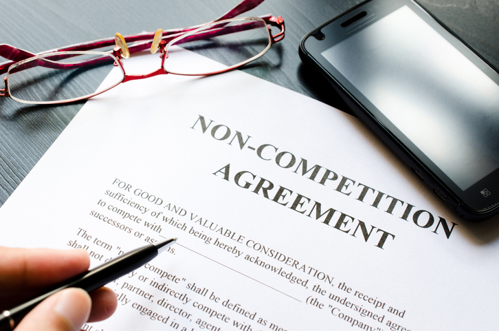 Is Your Non Competition Agreement Enforceable Greene Hafer